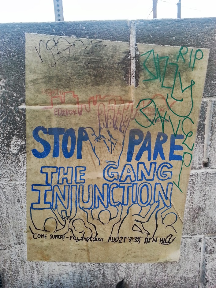 Improving Civil Gang Injunctions: How Implementation Can Affect Outcomes (2013)
