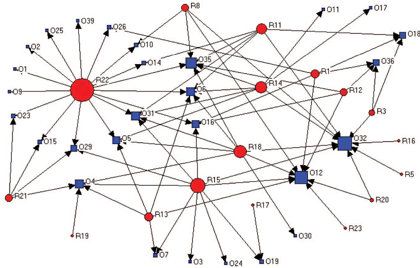 Developing Networks for Community Change: Exploring the Utility of Network Analysis (2011)