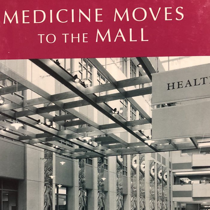Medicine Moves to the Mall (2002)